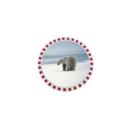 Lustro odporne na szron i parę okrągłe - odległość obserwacyjna 11 m