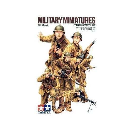 Tamiya wwii french infantry set