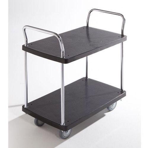 Wózek serwisowy,2 piętra, 2 pałąk marki Unbekannt
