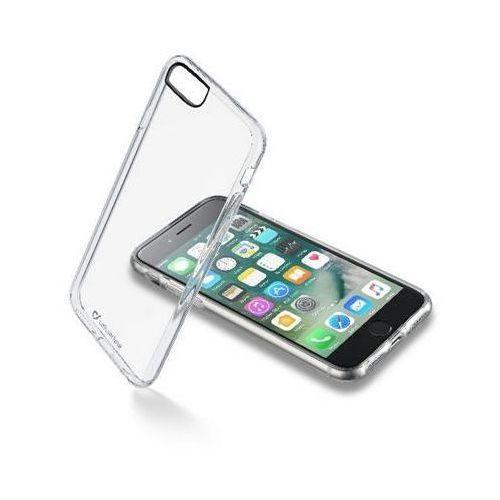 Etui CELLULAR LINE Clear Duo do iPhone 7 Przezroczysty (8018080276620)