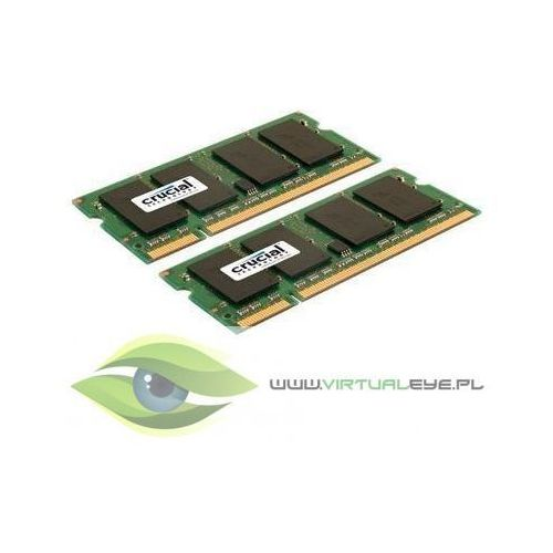 Crucial DDR2 4GB KIT CT2KIT25664AC667 (0649528733047)