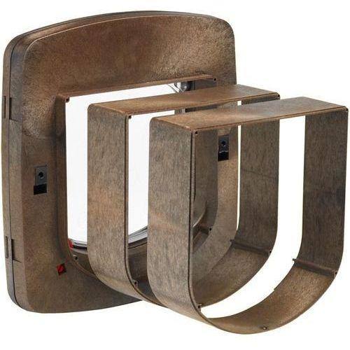 Petsafe staywell Tunel w imitacji drewna do drzwi petsafe