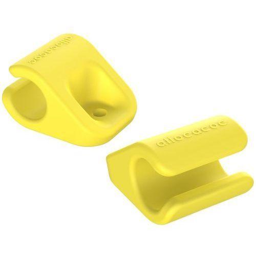 uchwyt do przewodów cablefix, żółty marki Allocacoc