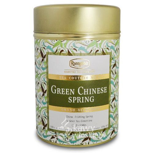 Zielona herbata Ronnefeldt Couture Green Chinese Spring 100g z kategorii Zielona herbata