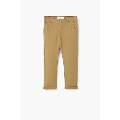 Mango Kids - Spodnie dziecięce Piccolo8 104-164 cm
