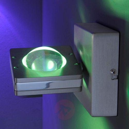 Paul neuhaus Lampa ścienna , 9115-55 q®, 6 w, rgb, ciepły biały