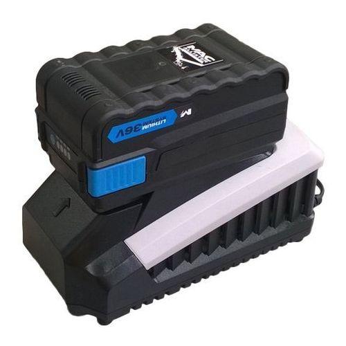 Akumulator li-ion 4 0 ah z ładowarką marki Macallister