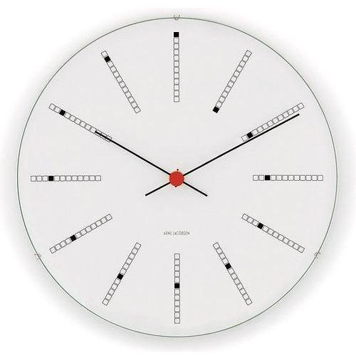 Zegar ścienny bankers 16 cm marki Rosendahl