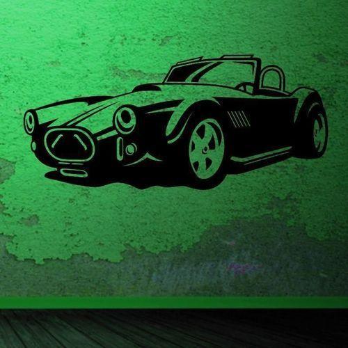 Wally - piękno dekoracji Szablon malarski pojazd cobra 04