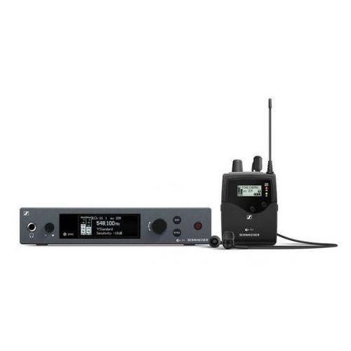 Sennheiser ew IEM G4 A bezprzewodowy, osobisty system monitorowy, pasmo A (516-558 MHz)