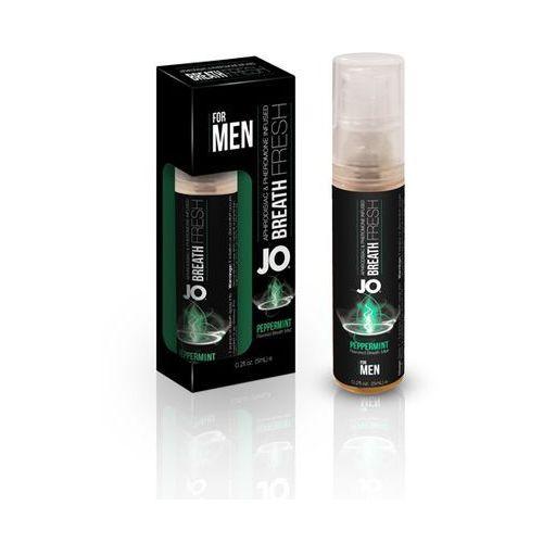 Odświeżacz feromonowy do ust - System JO PHR Breath Fresh Dla Mężczyzn - Miętowy