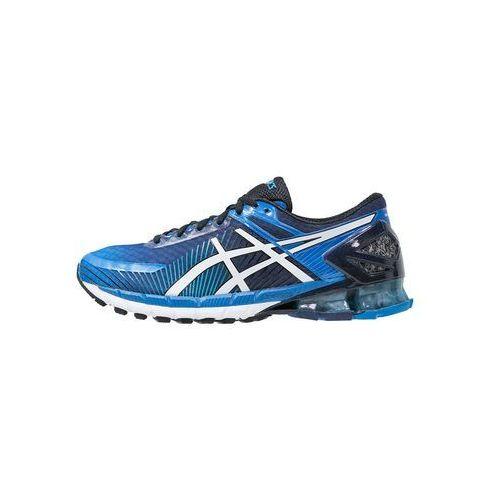 ASICS GELKINSEI 6 Obuwie do biegania treningowe electric blue/offwhite/island ze sklepu Zalando.pl