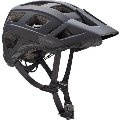 Cube Badger Kask rowerowy czarny L   59-63cm 2018 Kaski rowerowe (4250589445372)