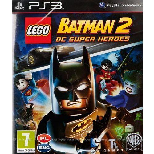 OKAZJA - LEGO Batman 2 DC Super Heroes (PS3)