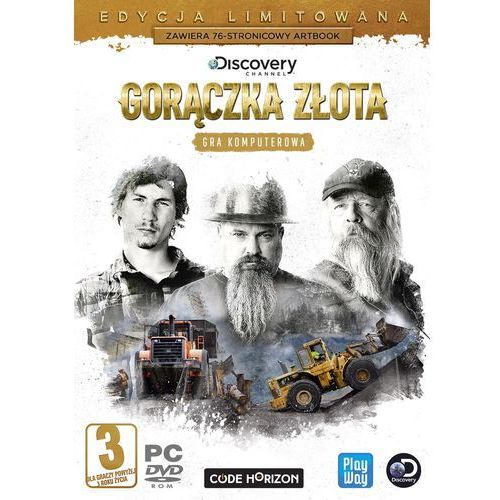 Gold Rush The Game (PC)