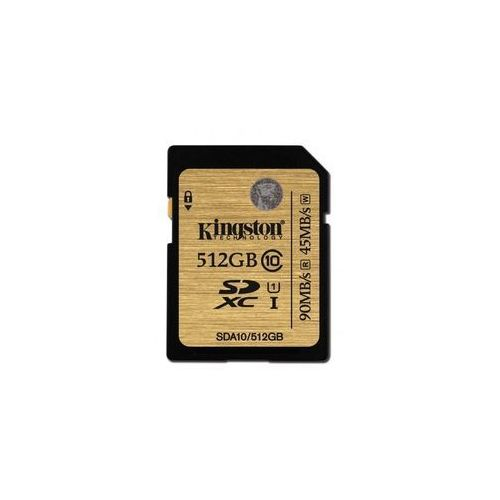 Kingston SDXC 512GB CLASS 10 UHS -I Ultimate Flash Card - sprawdź w wybranym sklepie