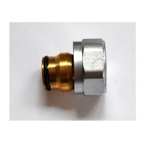 Schlosser Złączka zaciskowa do rury z miedzi cu gw m22x1,5 x 15mm 6025 00002.03 stal