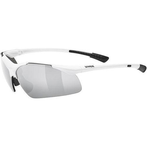 Uvex Okulary sportstyle 223 53-0-982-8816 białe