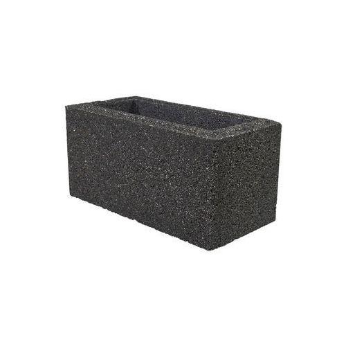 Bloczek murkowo-słupkowy 40.3 x 20 x 20 cm betonowy beskid marki Joniec
