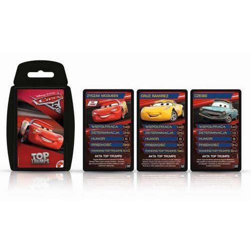 Winning moves Top trumps cars 3