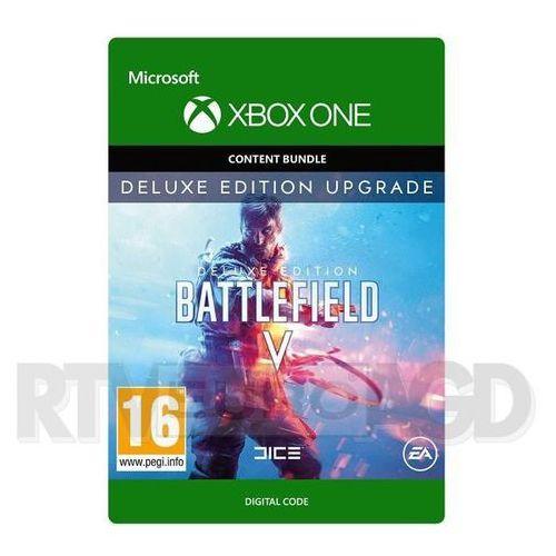 Microsoft Battlefield v - upgrade do edycji deluxe [kod aktywacyjny] xbox one (8806188741788)