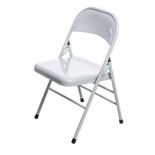 Krzesło Cotis White - biały, kolor biały