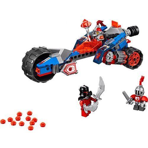 Lego NEXO KNIGHTS Gromowa maczuga macy 70319