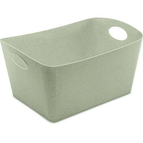Pojemnik organic boxxx l zielony marki Koziol