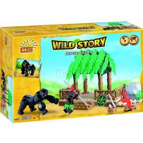 Cobi Wild Story 22100 Strażnik Dżungli