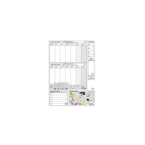 Planer dla rodziny - Dwa Tygodnie Premium (zestaw) - produkt z kategorii- Planery