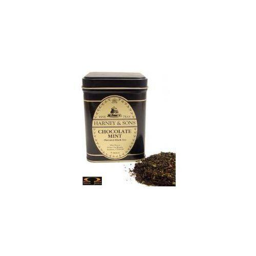 Harney & sons Herbata harney&sons - chocolate mint puszka liściasta 198g