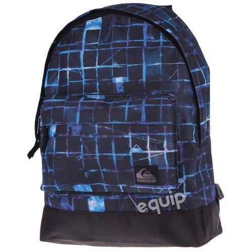 Plecak basic xl - blue squares marki Quiksilver