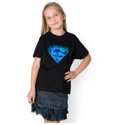 Megakoszulki Koszulka dziecięca superhero logo 4