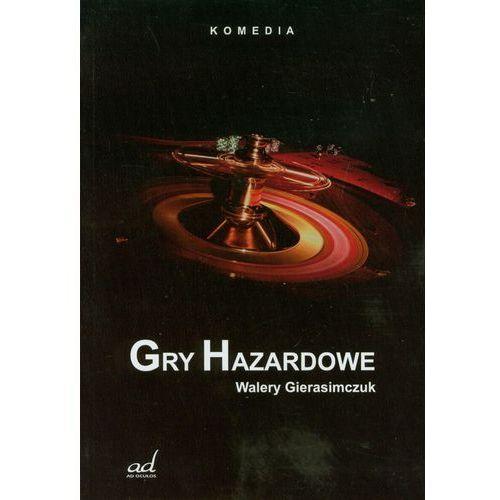 Gry Hazardowe (9788376130392)