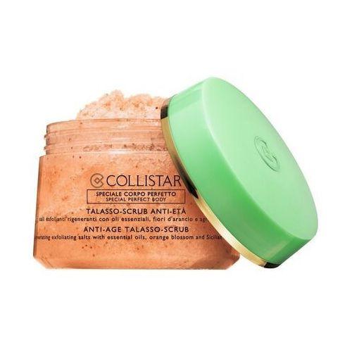 Collistar talasso scrub anti-eta przeciwstarzeniowy scrub do ciała 700g