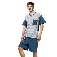 Piżama Kuba Dżentelmen 2071 ROZMIAR: XL(182/114/98-102), KOLOR: wielokolorowy, Kuba