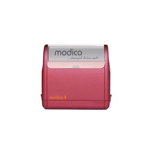 Pieczątka Modico 4 bordowa Pieczątka Modico 4 bordowa