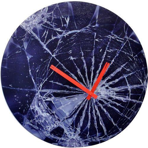 Nextime Zegar ścienny crash 43 cm (8717713006510)