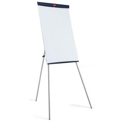 Nobo Flipchart na trójnogu barrakuda/nautile 75x100cm, tablica niemagnetyczna