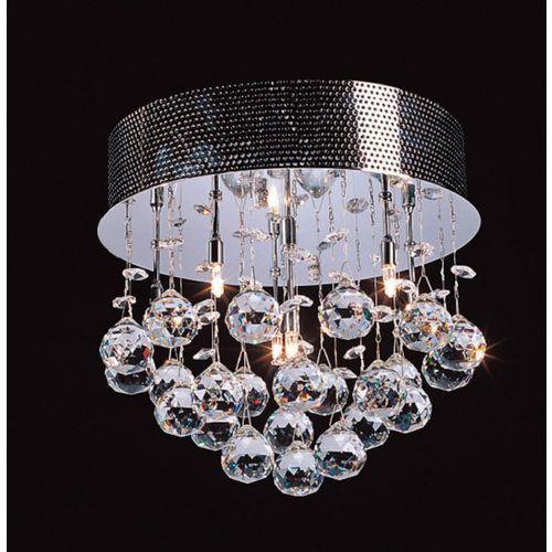 Lampa sufitowa lucid chrom, mx51104-6a marki Italux