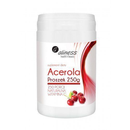Acerola w proszku 250 g- Naturalna witamina C (5902596935344)
