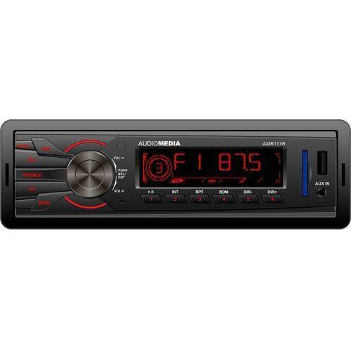 Radioodtwarzacz samochodowy AUDIOMEDIA AMR117R (5901750500794)