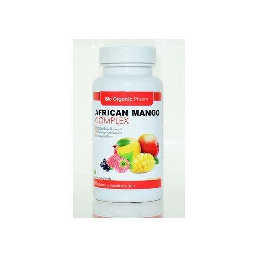 AFRICAN MANGO COMPLEX - 6 najmocniejszych spalaczy tłuszczu
