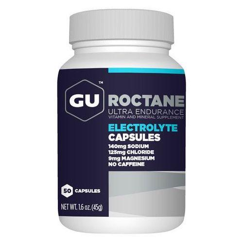 Gu energy roctane electrolyte żywność dla sportowców 50 sztuk 2018 suplementy