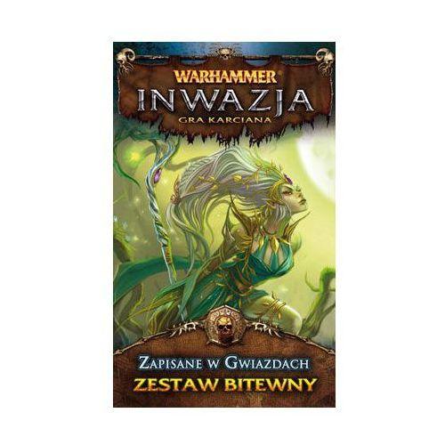 Warhammer inwazja: zapisane w gwiazdach wyprodukowany przez Fantasy flight games