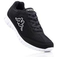 Sneakersy Kappa bonprix czarny