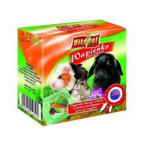 kostka wapienna dla gryzoni warzywna, 1 sztuka marki Vitapol