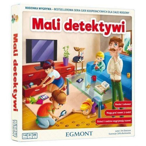 Mali detektywi marki Egmont