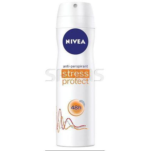 Nivea Antyperspirant dla kobiet  stress protect 48 h w sprayu 150 ml
