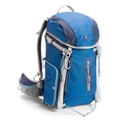 Manfrotto off road hiker 20l (niebieski) - produkt w magazynie - szybka wysyłka!